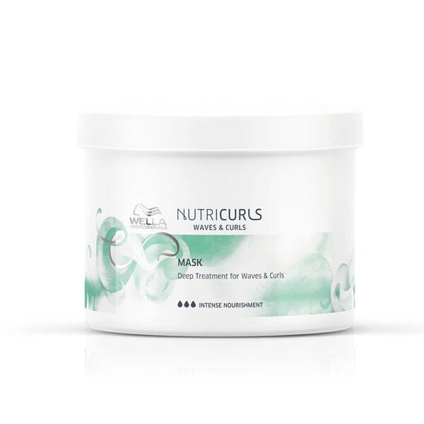 NUTRICURLS mask 500 ml by Wella