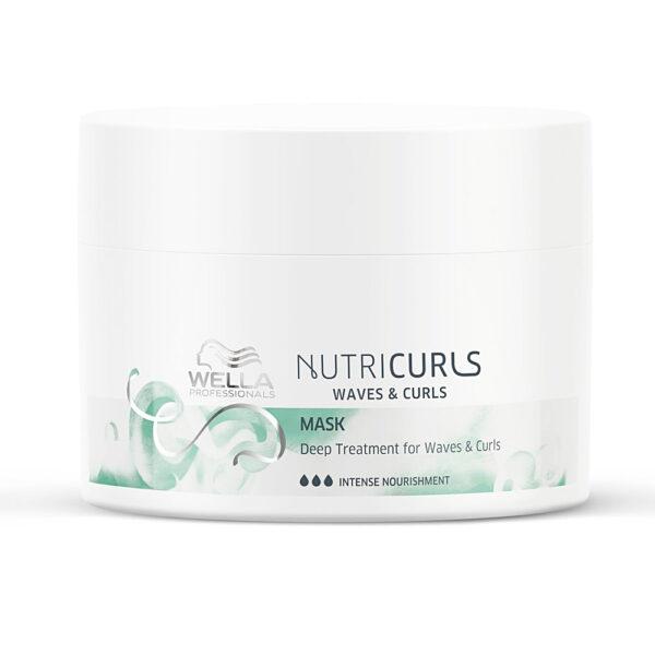 NUTRICURLS mask 150 ml by Wella