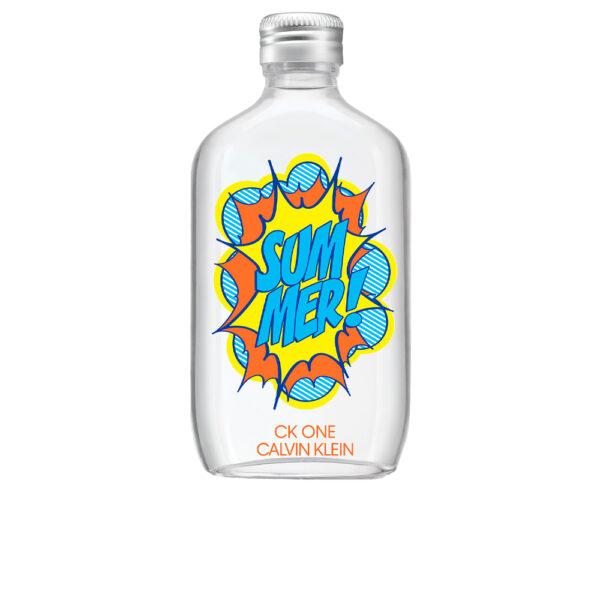CK ONE SUMMER 2019 edt vaporizador 100 ml by Calvin Klein