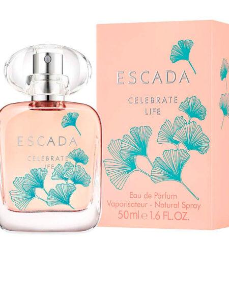 CELEBRATE LIFE edp vaporizador 50 ml by Escada