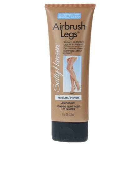 AIRBRUSH LEGS make up lotion #medium 125 ml by Sally Hansen