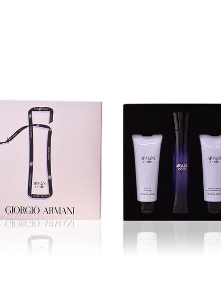 ARMANI CODE POUR FEMME LOTE 3 pz by Armani