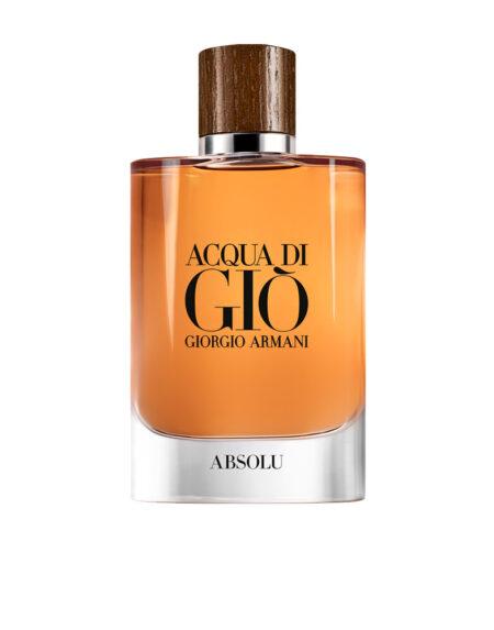 ACQUA DI GIÒ ABSOLU edp vaporizador 125 ml by Armani