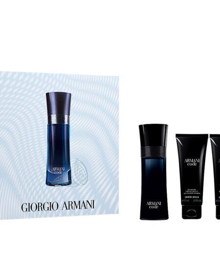 ARMANI CODE POUR HOMME LOTE 3 pz by Armani
