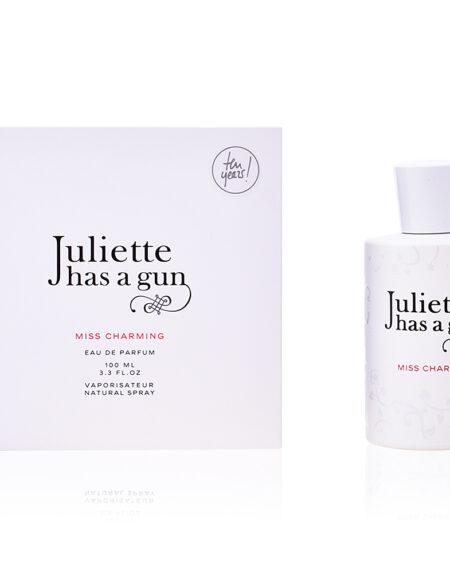 MISS CHARMING edp vaporizador 100 ml by Juliette has a gun