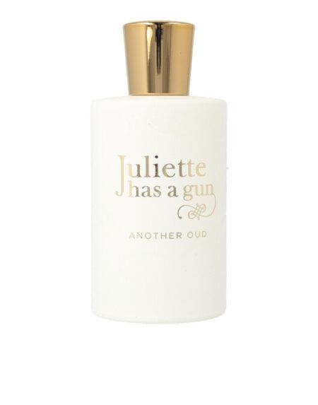 ANOTHER OUD edp vaporizador 100 ml by Juliette has a gun