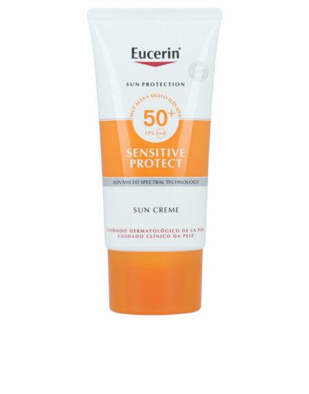 SENSITIVE PROTECT sun cream dry skin SPF50+ 50 ml by Eucerin