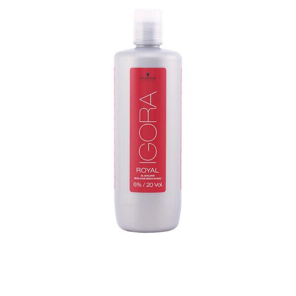 IGORA ROYAL color & care developer 6% 20 VOL 1000 ml by Schwarzkopf