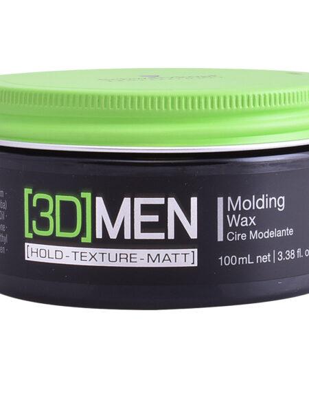 3D MEN molding wax 100 ml by Schwarzkopf