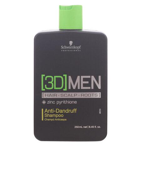 3D MEN anti dandruff shampoo 250 ml by Schwarzkopf