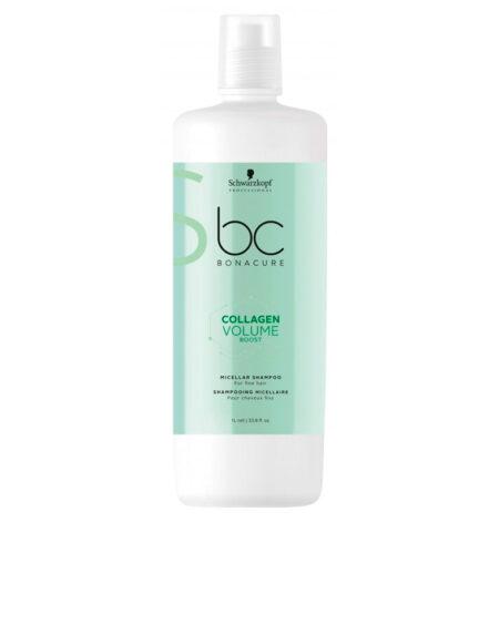 BC COLLAGEN VOLUME BOOST micellar shampoo 1000 ml by Schwarzkopf