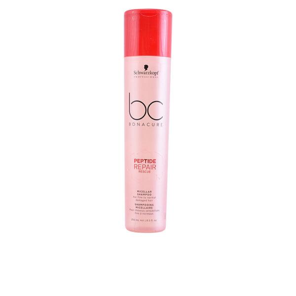 BC PEPTIDE REPAIR RESCUE micellar shampoo 250 ml by Schwarzkopf