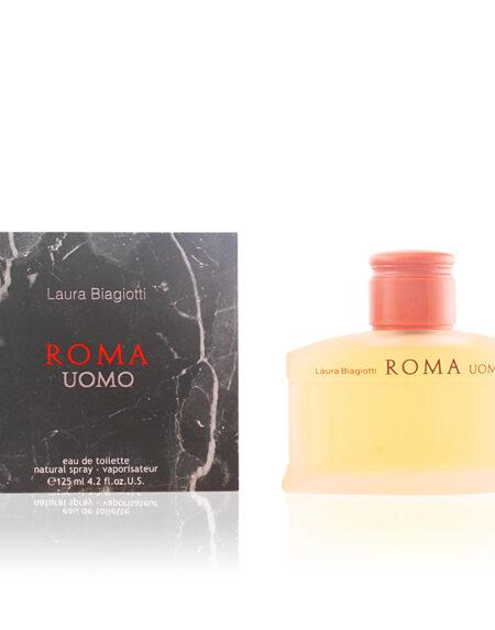 ROMA UOMO edt vaporizador 125 ml by Laura Biagiotti