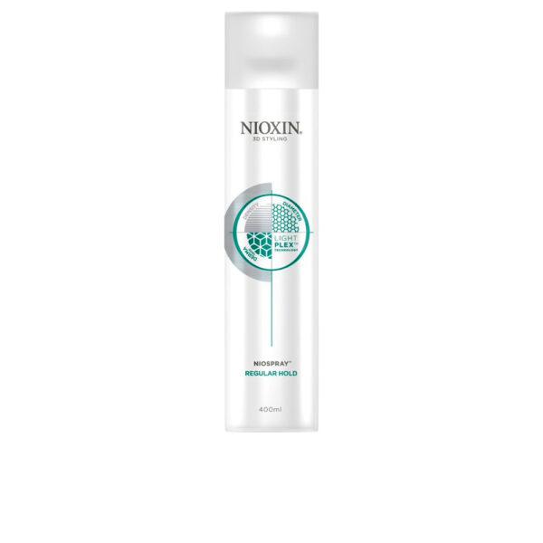 3D STYLING niospray regular hold 400 ml by Nioxin