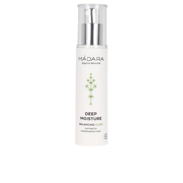 DEEP MOISTURE balancing fluid normal&combination skin 50 ml by Mádara organic skincare
