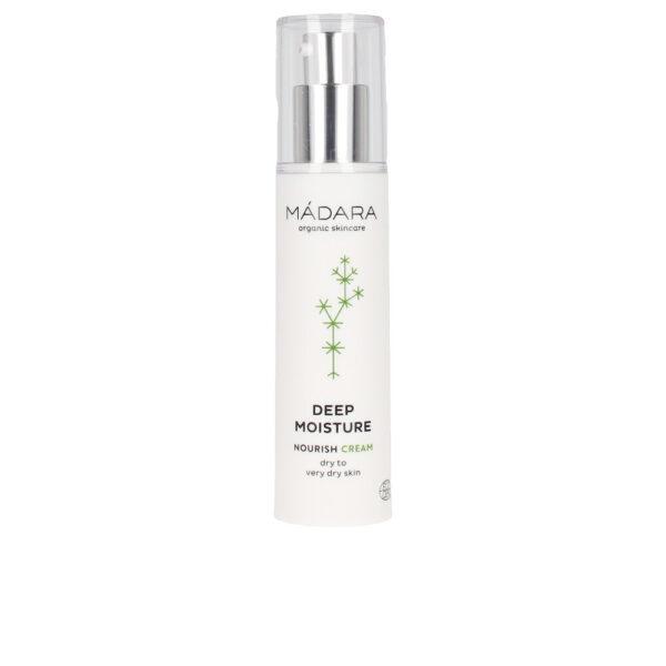 DEEP MOISTURE nourish cream dry to very dry skin 50 ml by Mádara organic skincare