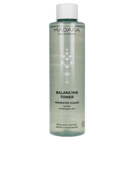 BALANCING TONER fermented sugars normal&combination skin 200 by Mádara organic skincare