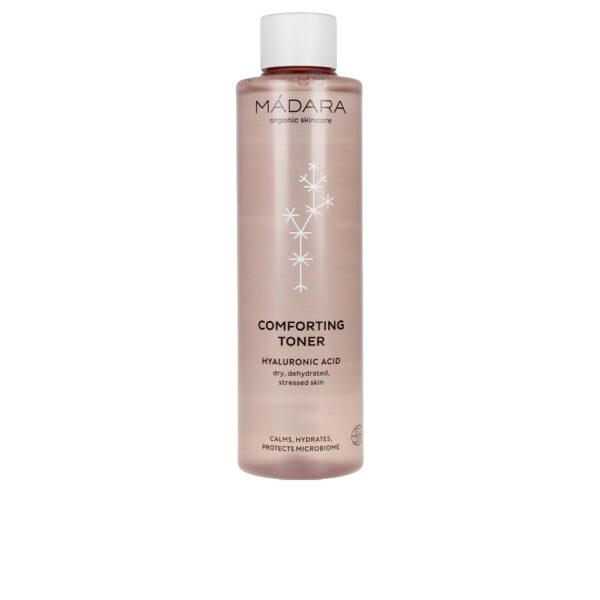 COMFORTING TONER hyaluronic acid dehydrated stressed skin 20 by Mádara organic skincare