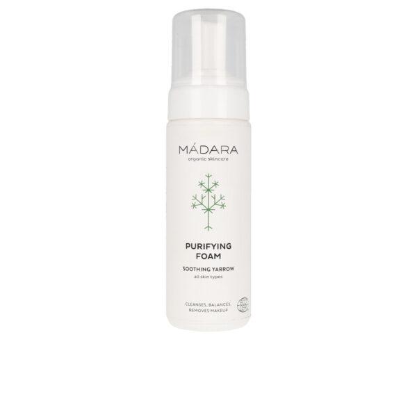 PURIFYING FOAM deep cleansing 150 ml by Mádara organic skincare