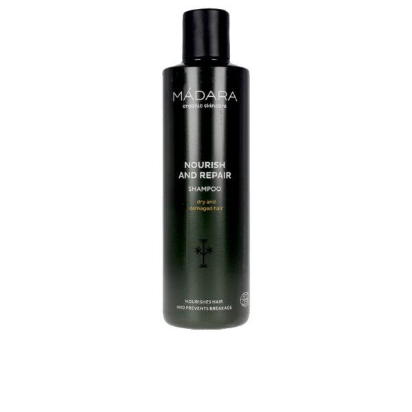 NOURISH AND REPAIR shampoo 250 ml by Mádara organic skincare