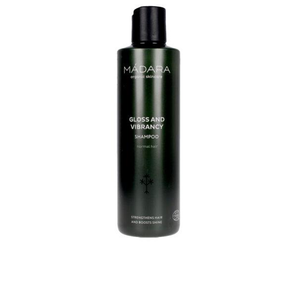 GLOSS AND VIBRANCY shampoo 250 ml by Mádara organic skincare
