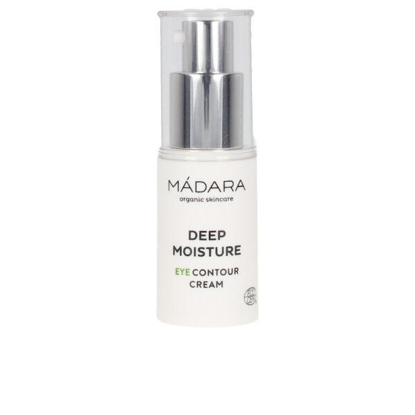 DEEP MOISTURE eye contour cream 15 ml by Mádara organic skincare