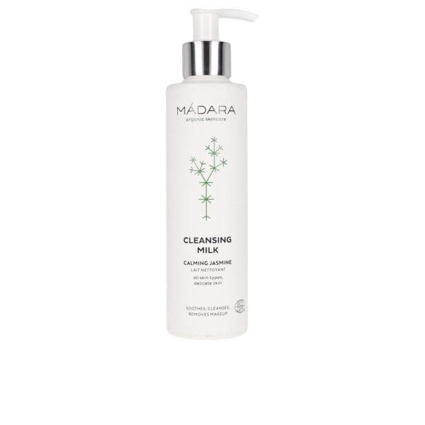 CLEANSING MILK calming jasmine 200 ml by Mádara organic skincare