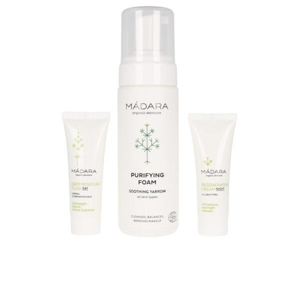 BECOME ORGANIC LOTE 3 pz by Mádara organic skincare