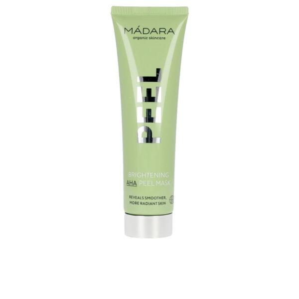 PEEL brightening AHA peel mask 60 ml by Mádara organic skincare
