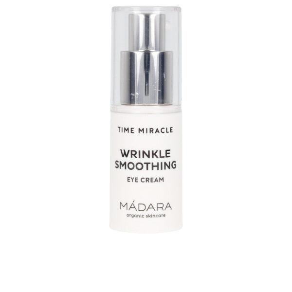 TIME MIRACLE wrinkle smoothing eye cream 15 ml by Mádara organic skincare