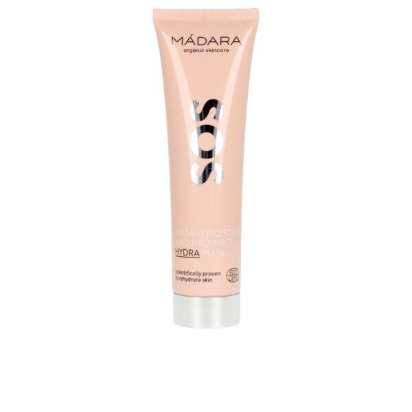 SOS hydra moisture + radiance mask 60 ml by Mádara organic skincare