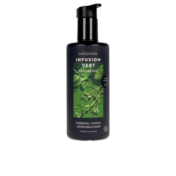 INFUSION VERT moisture soap 300 ml by Mádara organic skincare