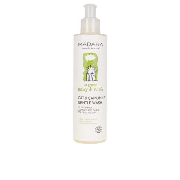 BABY&KIDS oat&camomile gentle wash 190 ml by Mádara organic skincare