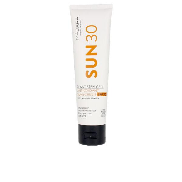 PLANT STEM CELL antioxidant sunscreen SPF30 100 ml by Mádara organic skincare