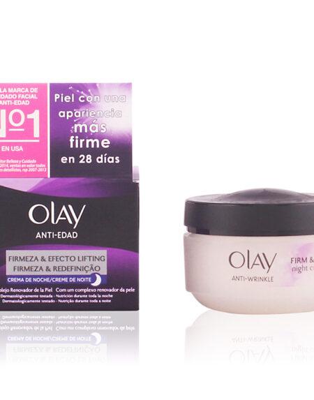ANTI-EDAD crema noche efecto lifting 50 ml by Olay