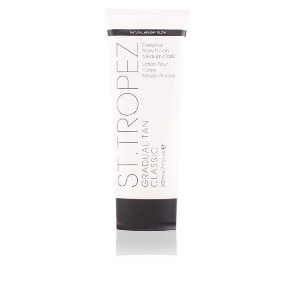 GRADUAL TAN CLASSIC everyday loción hidratante corporal medium/dark 200 ml by St. Tropez