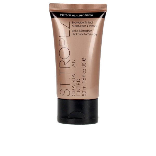 GRADUAL TAN TINTED moisturiser + primer 50 ml by St. Tropez