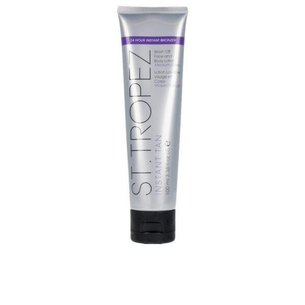 INSTANT TAN wash off face&loción hidratante corporal #medium-dark 100 ml by St. Tropez