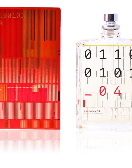 ESCENTRIC 04 edt vaporizador 100 ml by Escentric Molecules