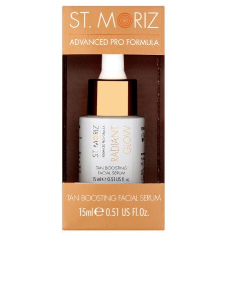 ADVANCED PRO FORMULA tan boosting facial serum 30 ml by St. Moriz