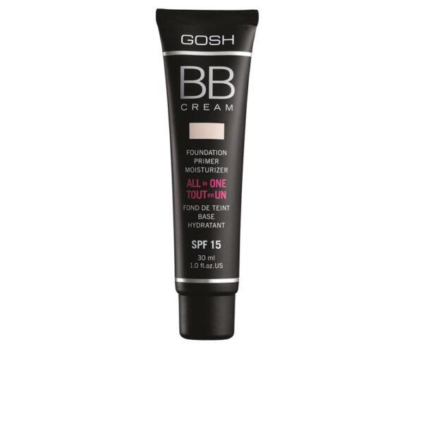 BB CREAM foundation primer moisturizer #01-sand 30 ml by Gosh