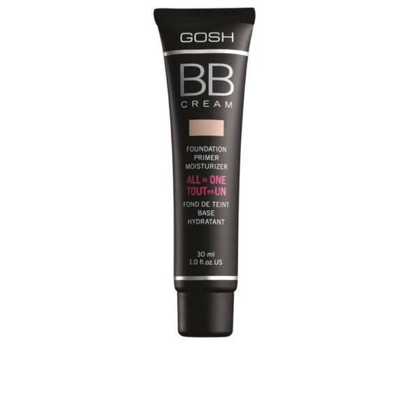 BB CREAM foundation primer moisturizer #02-beige 30 ml by Gosh