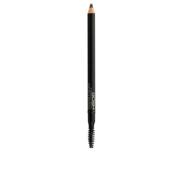 EYEBROW pencil soft black by Gosh