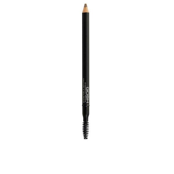 EYEBROW pencil #01-brown by Gosh