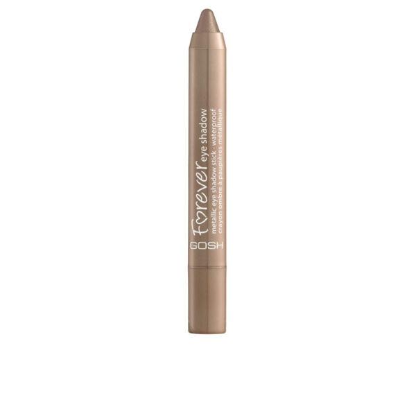 FOREVER metallic eyeshadow #02-beige 1