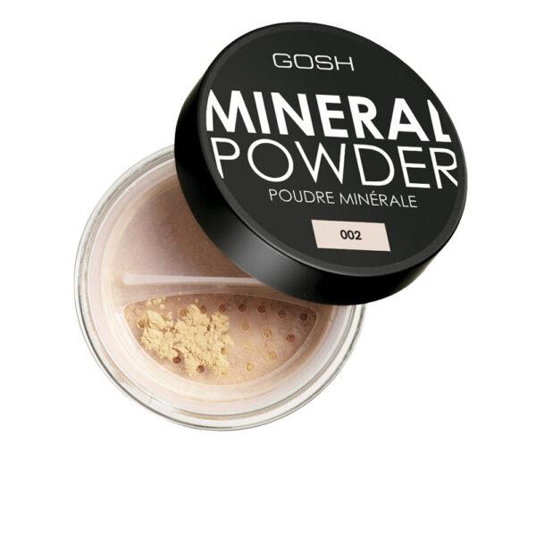 MINERAL powder #002-ivory 8 gr by Gosh