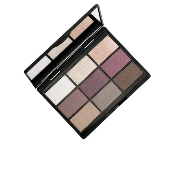EYESHADOW PALETTE 9 shades #001-to enjoy in New York 12 gr by Gosh