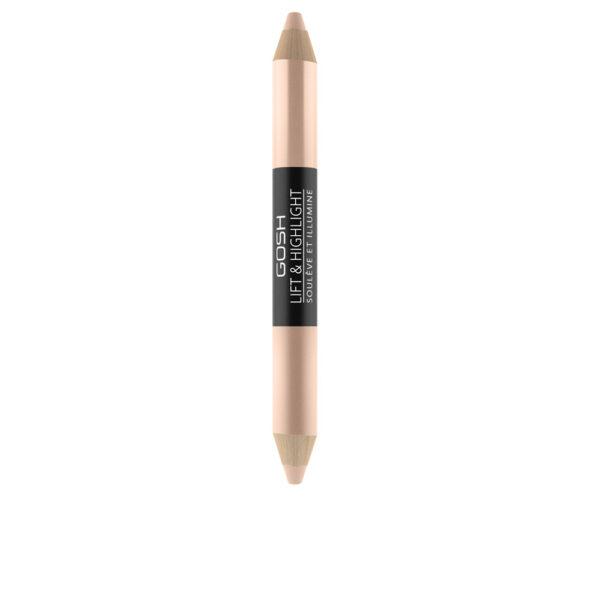 LIFT & HIGHLIGHT multifunctional pen #001-nude 2