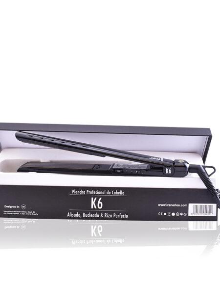 K6 plancha para el cabello #negra by Irene Ríos