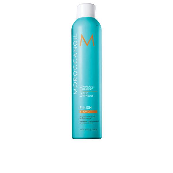 FINISH luminous hairspray strong 330 ml by Moroccanoil